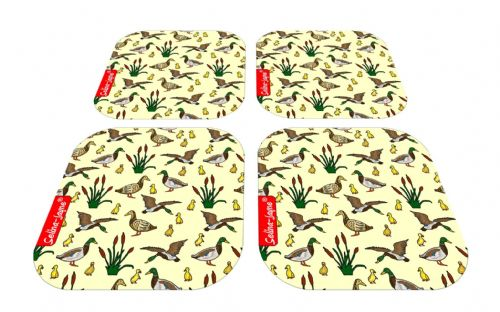 Selina-Jayne Ducks Limited Edition Designer Coaster Gift Set